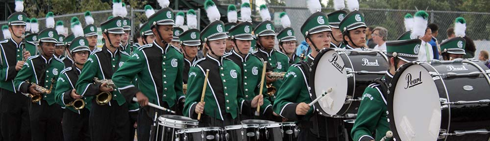 Groves High School Bands